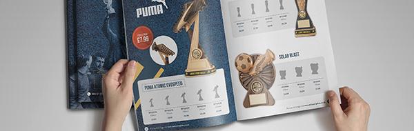 Atticus Promotions Brochure Design