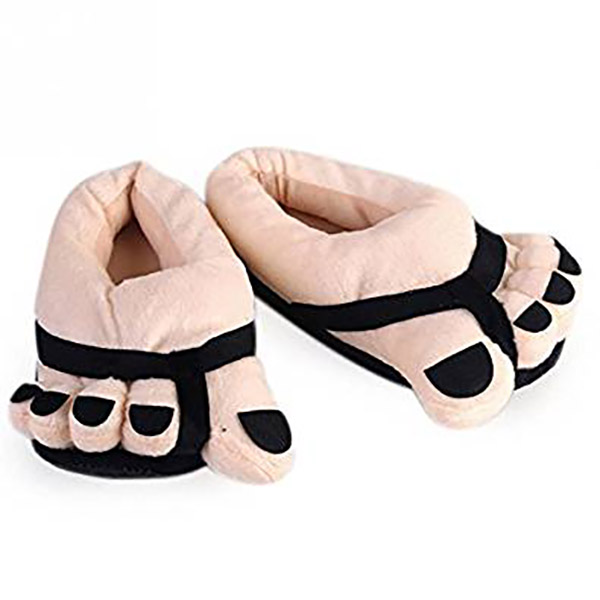 Toe slippers