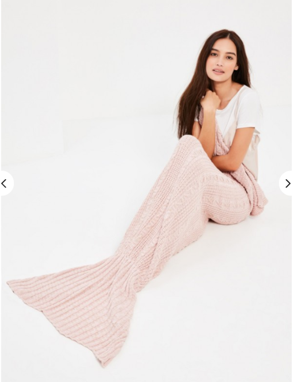 Missguided Mermaid Tail